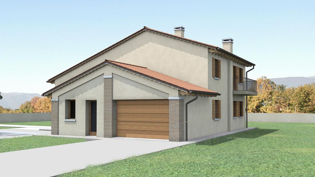 Cheap case singole progetti with progetti di case singole for Progetti case singole