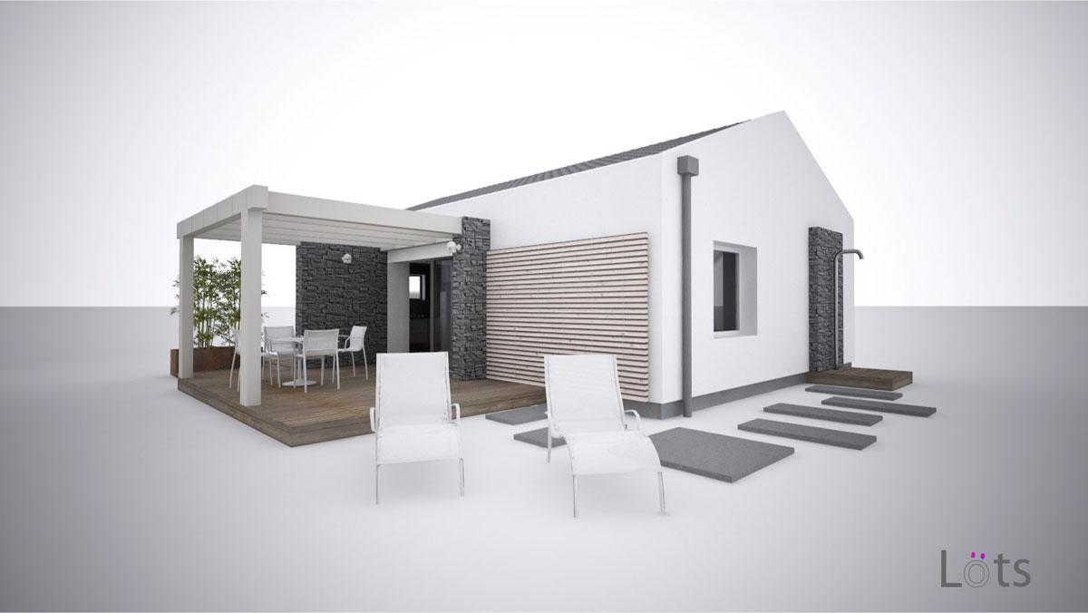 Progetti Esterni Di Case Moderne : Case moderne progetti esterni rivestimenti esterni case moderne